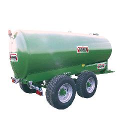 Grüner 10000 Liter Tank BOOGIE
