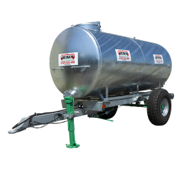 Tank Auf Rädern 2000 liter (Neues Modell 2021)