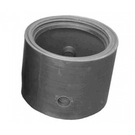Verlängerungsrohr + Verschraubter Aufsatz 500 bis 800 mm +  abschließbarer Aluminiumklappe FÜR LÖSCHWASSERRESERVETANK