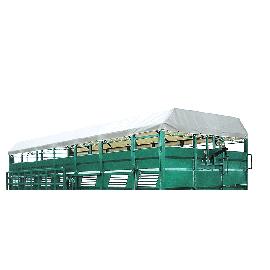 Plane für Viehtransporter 4,50 m