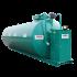 """Beiser Environnement - Station citerne fuel acier double paroi 30000 L, NN2G avec limiteur de remplissage 2"""""""