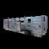 Beiser Environnement - Couloir de contention galvanisé 8,50m avec relevage hydraulique système de pesée toutes options nouveau modèle - Vue d'ensemble