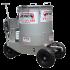 Beiser Environnement - Chariot mélangeur/distributeur 250 litres inox sur 4 roues (nouveau modèle)