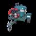 Hochdruckreiniger-Pack Benzin mit 500 l-Tank auf Agrargestell