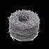 Barbelé 15/4/10 GALVA C, le rouleau de 200 m Ø 2,4 mm pour usage agricole