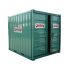 Lagercontainer, Modell LC 10, 16 m3