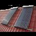 Solarer Warmwasserbereiter 2 Röhrenkollektoren 3,42 m²