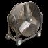 Mobiler Absauggebläse Ventilator 750mm – 510W