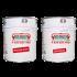 BEISER-EPOXIDANSTRICH, Untergrund Stahl, Zink, verzinkter Grund und Aluminium, hellgrau, Rotbraun, 7 kg Eimer