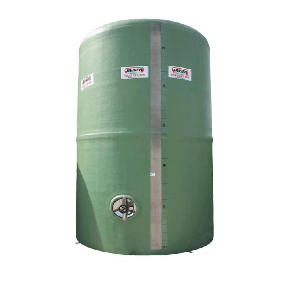 Senkrechter Polyestertank 50000 Liter