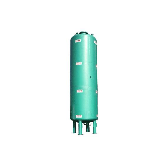 Gebrauchter Stahltank, vertikal, 30 000L