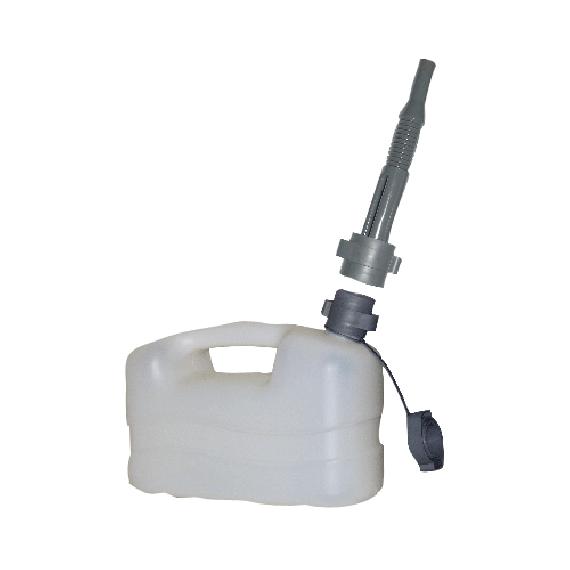 Kraftstoffkanister aus Polyethylen für Trinkwasser - 10 Liter