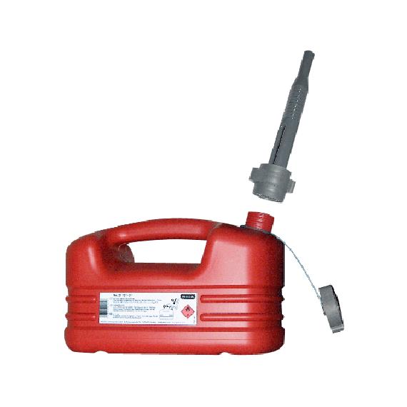Kraftstoffkanister aus Polyethylen - 5 Liter