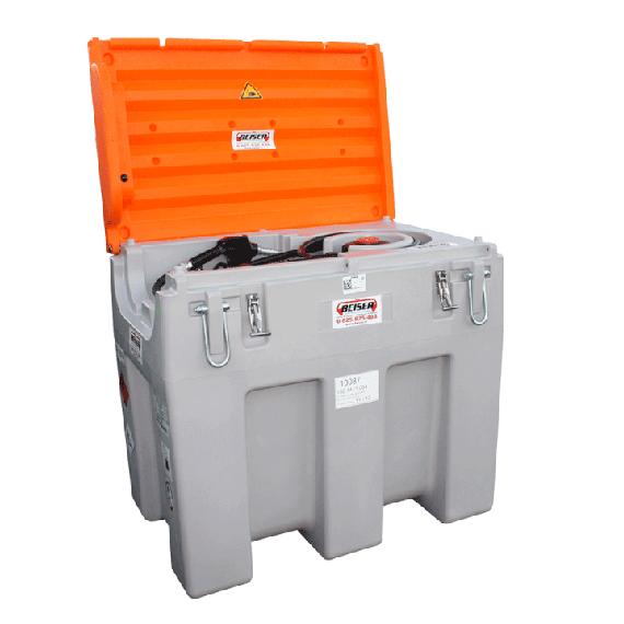 Diesel Treibstoff Transport Pack 430L Aus Hochdichtem Polyethylen - Top Angebot