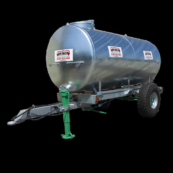 Tank Auf Rädern 1250 liter (Neues Modell 2021)