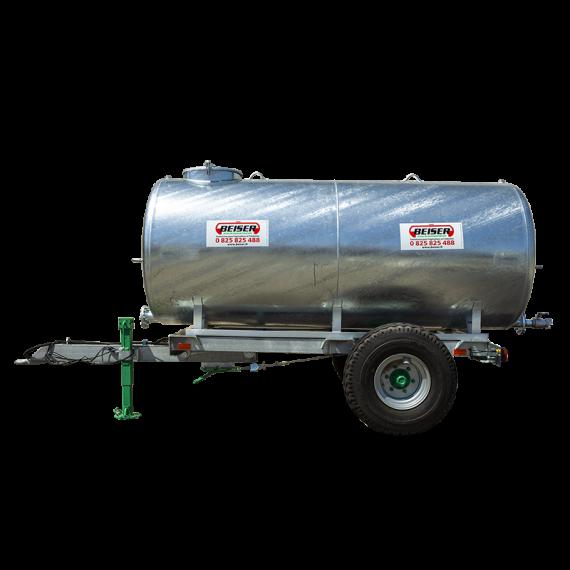 Tank Auf Rädern 5000 liter (Neues Modell 2021)