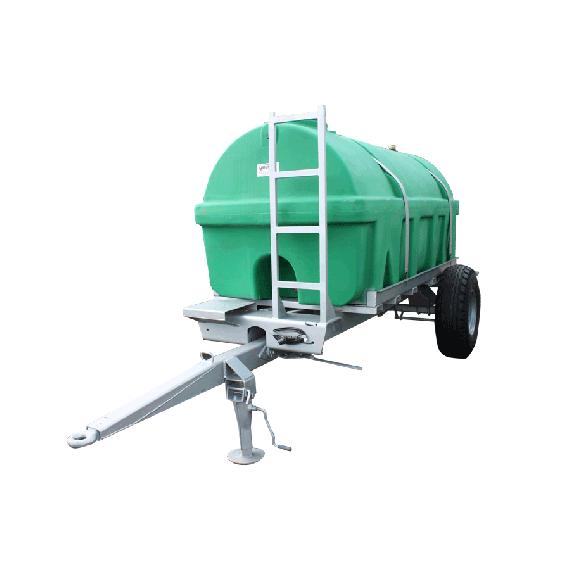 Neuer verstärkter PEHD-Tank auf Gestell 3500 Liter EP