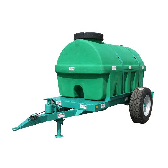 Neuer verstärkter PEHD-Tank auf Gestell 5000 Liter EP