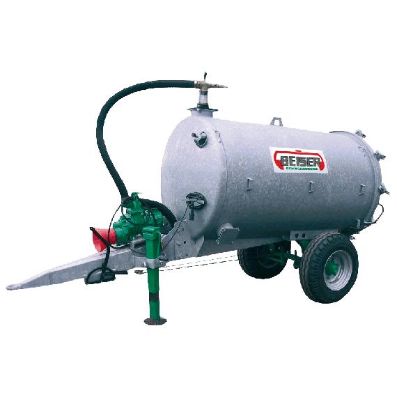 Gülletank speziell für Weinberge, Fassungsvermögen 3000 Liter