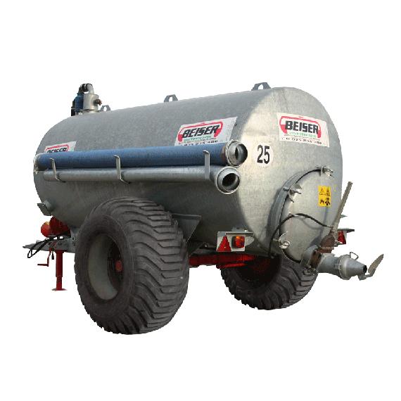 Gülletank 6500 Liter
