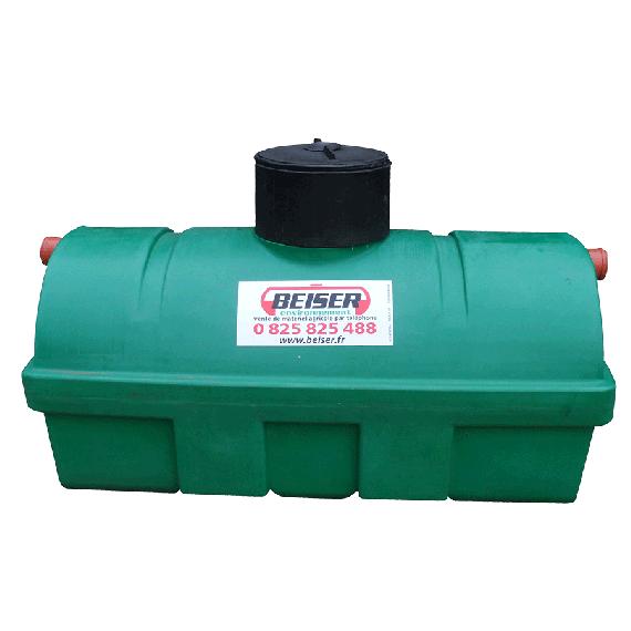 Klärgrube 1700 Liter alle für Gewässer