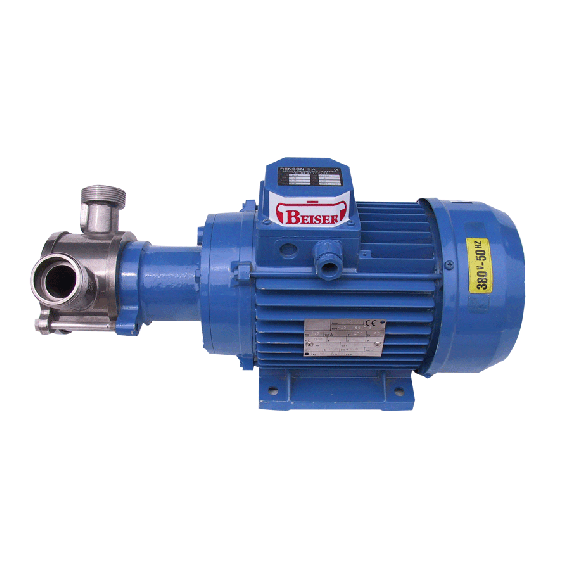 Melassepumpe mit Wechselstrom (220 V), Durchsatz 105L/min