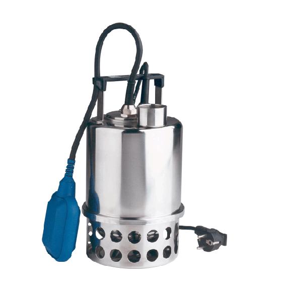 Wasser-Tauchpumpe aus rostfreiem Stahl 230 V