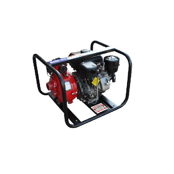 """Wasserpumpe 2"""" mit Dieselmotor"""