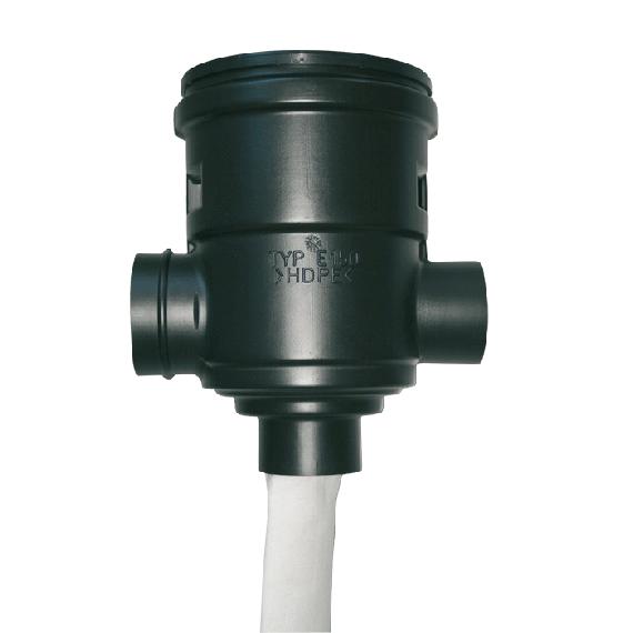 Regenwasserfilter (bis zu 150 m²)