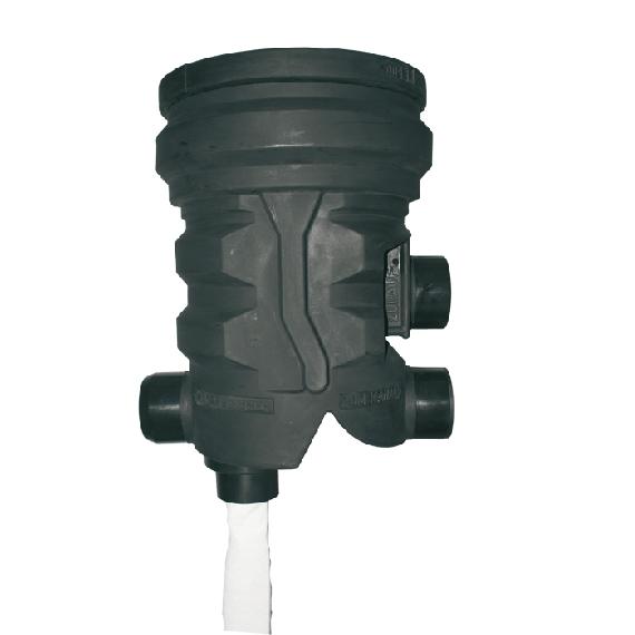 Regenwasserfilter (bis zu 750 m²)