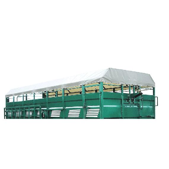 Plane für Viehtransporter 7,50 m