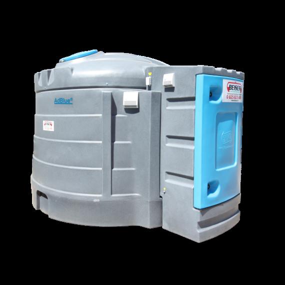 Indoor B-Blue Tankanlage, 2500 L