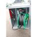 Beiser Environnement - Station citerne fuel industrielle galvanisée avec enrouleur sécurisée 1000 L