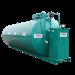 Doppelwandige 40000 L Diesel-Tankanlage aus Stahl, Neuste Norm 2. Generation