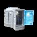 Station verticale double paroi PEHD B-blue 5000 litres - Vue de détail